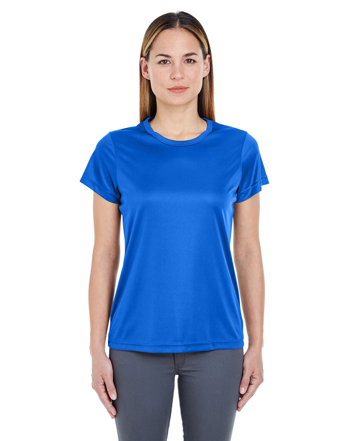 UltraClubs Womens Ultc-8610l-cool /& Dry 8 Star Elite Perfo