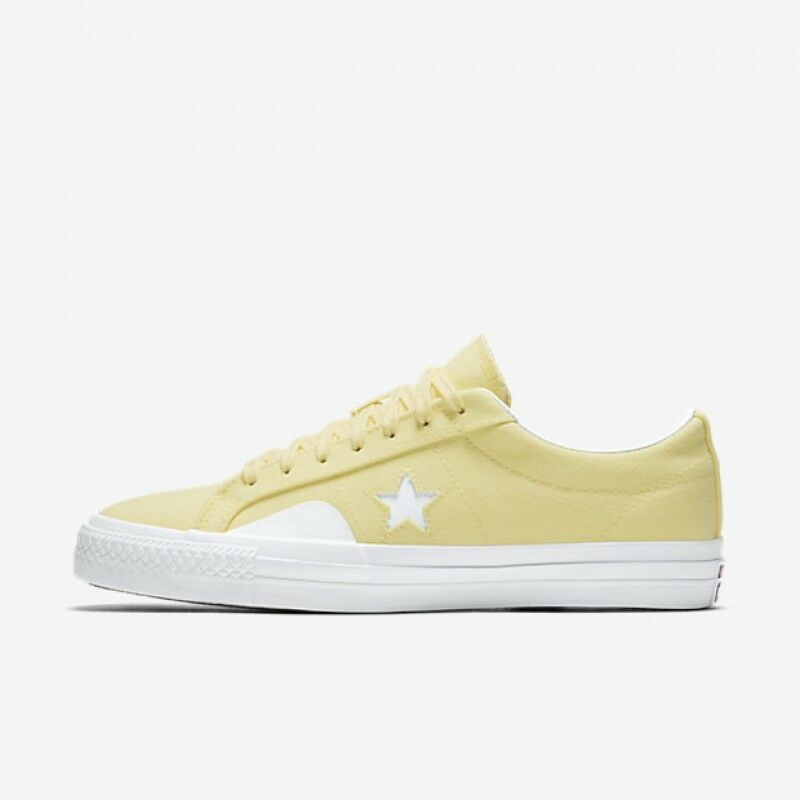 Converse x Chocolate - One Star Pro Low Top - Yellow / White - Cons 159380C (G)