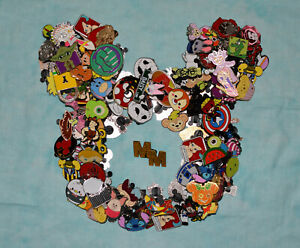 Disney-Trading-PIN-Lot-15-No-Doubles-Official-Tradeable