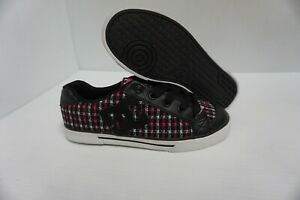 Women-039-s-dc-shoes-chelsea-se-black-pink-size-7-us