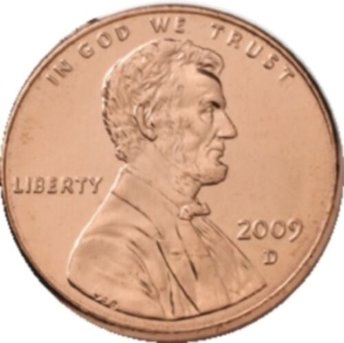 Eight Coin Set Lincoln Bicentennial 2009 Cent Pennies from Mint Rolls P /& D Mint