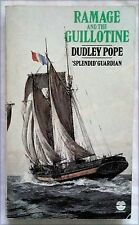 RAMAGE AND THE GUILLOTINE by Dudley Pope (Fontana Paperback 1977) 1st