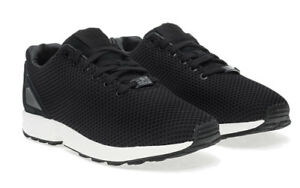 separation shoes 59544 ac50e La imagen se está cargando Adidas-ZX-FLUX-Sin-Cordones-Originals-Hombre -deportiva-