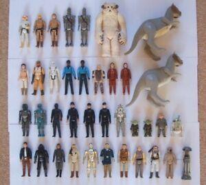 Vintage-Star-Wars-incomplet-l-039-empire-strikes-back-figures-choisir-votre-propre