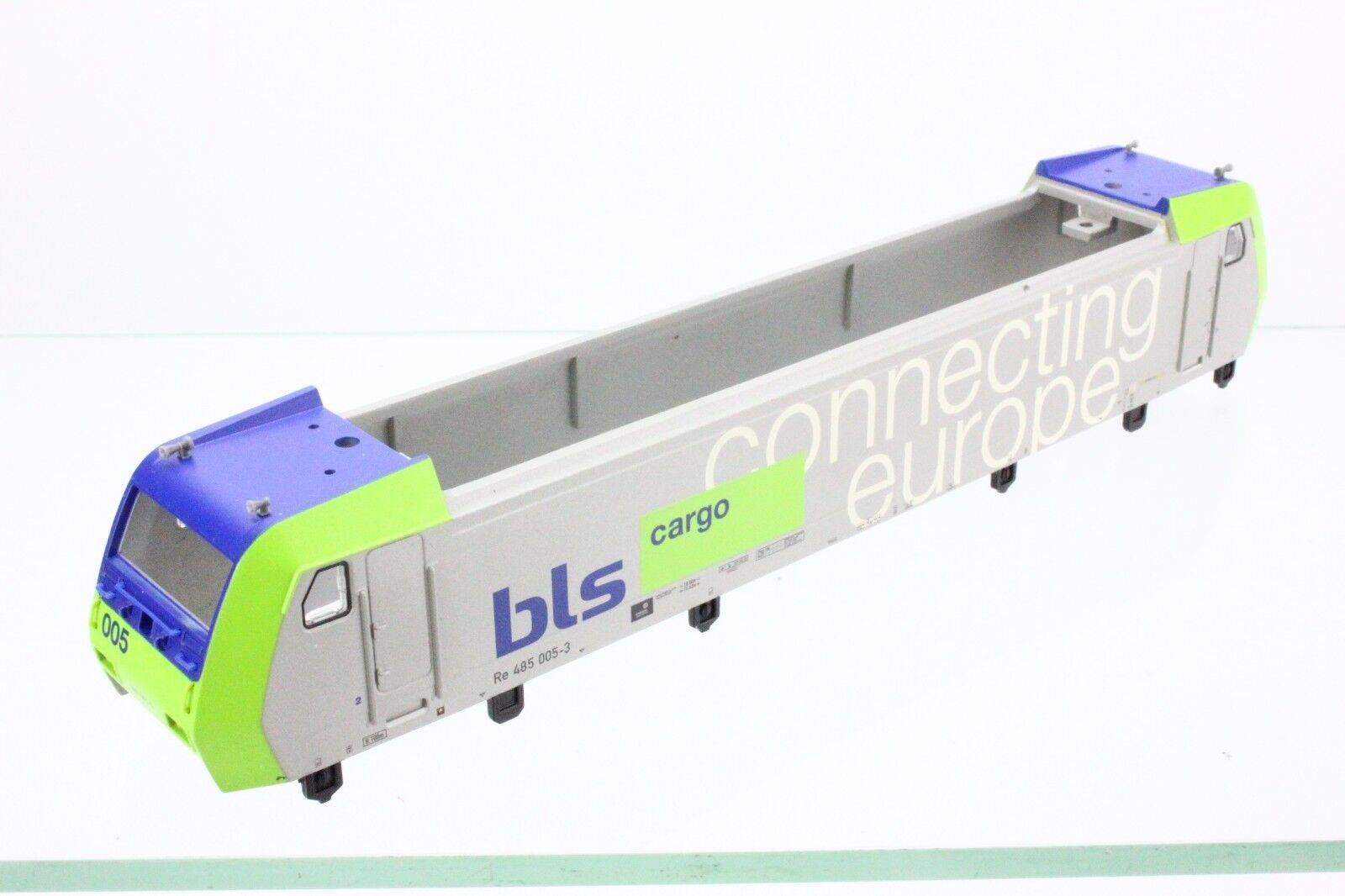 Märklin 231984 chassis for 36852 E-Locomotive Re 485 005-3 BLS Cargo connecting Europe