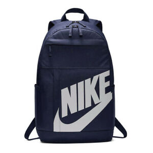 Vacunar Tía Separar  Backpack Nike Elemental 2.0 Rucksack 451 Navy Bag Mochila Zaino Sac a dos |  eBay