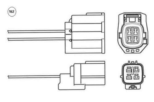 12 Months Warranty! 9394 Brand New NGK Lambda Sensor LZA07-MD2