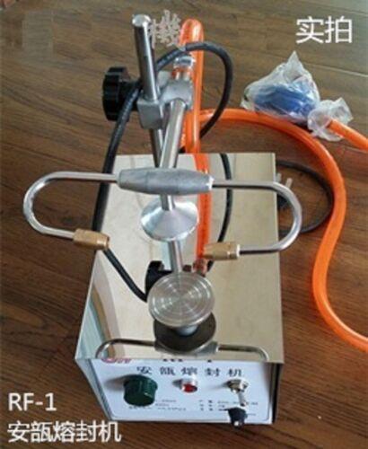 Ampoule Fusing Ampoule Filling Machine Tube Glass Fusing Lamp Double Flame Seal