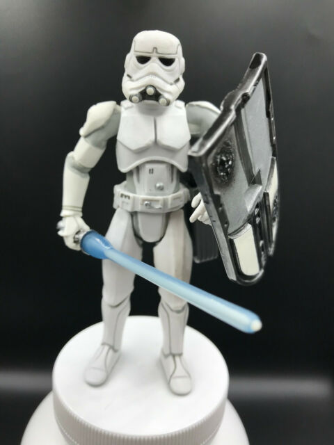 Star Wars 30th STORMTROOPER McQuarrie Concept 3.75