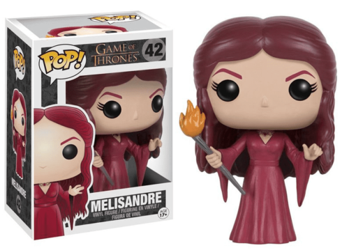 Funko Pop Game Of Thrones: Melisandre  #42