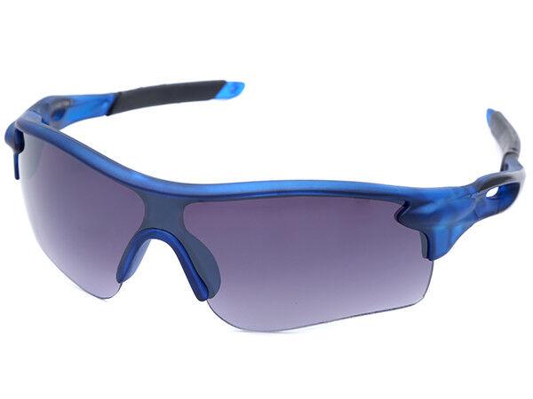 2019 Moda Uomo Donna Occhiali Da Sole Viper Unisex Sunglasses V-1424 Blu Morbido E Leggero