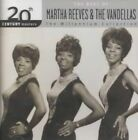 20th Century Masters - The Millennium Collection: The Best of Martha Reeves and the Vandellas by Martha & the Vandellas (CD, Aug-1999, Motown)
