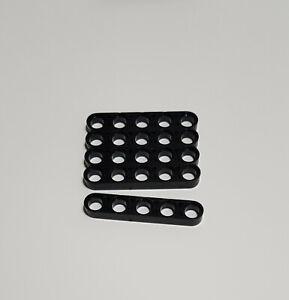 Lego Technic Technik 5 Liftarme 9 Löcher #40490 weiss