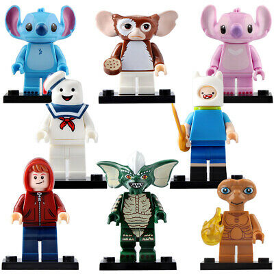 DISNEY STITCH FIGURE ANGEL LIKE MINIFIGURE LEGO NEW USA SELLER