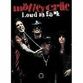 Mötley Crüe - Loud as F@*k 3 Disc Set