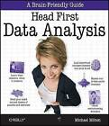 Head First Data Analysis by Michael Milton (Paperback, 2009)