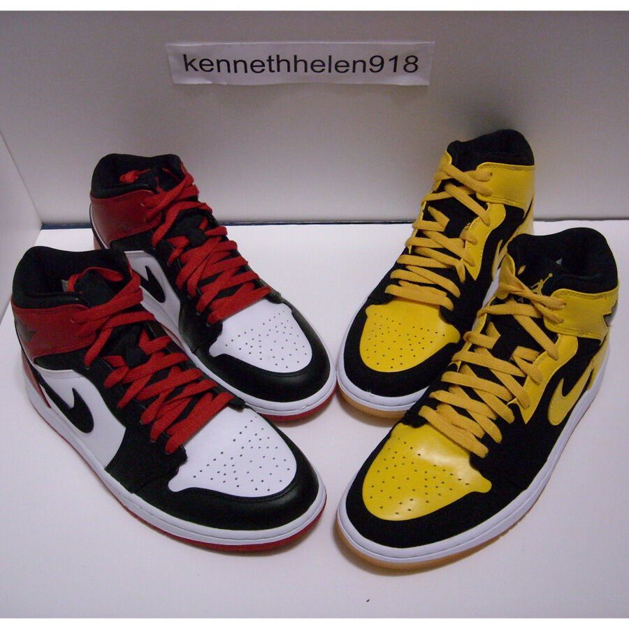 NEW 2007 NIKE AIR JORDAN 1 OLD LOVE NEW LOVE BEGINNING MOUomoTS PACK SIZE 9