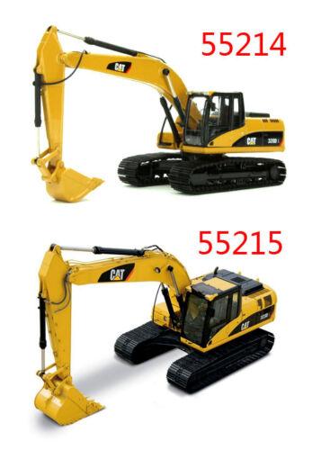 1//50 Norscot 323D L Hydraulic Excavator /& 320D L Hydraulic Excavator 2 units