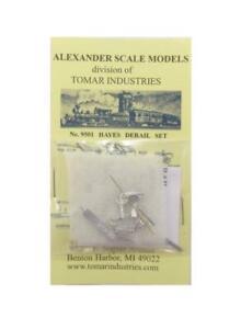 Hayes Derail Set HO - Tomar Industries formanly Alexander Models #9501 vmf121
