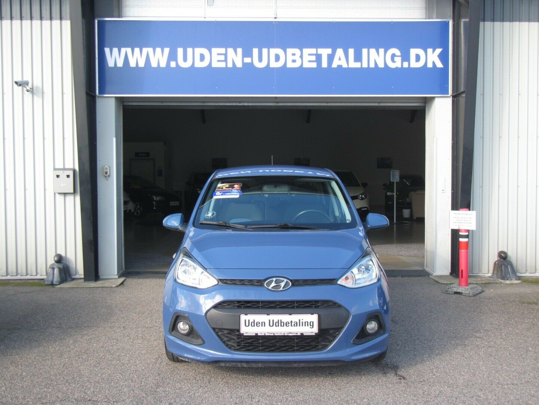 Hyundai i10 1,0 Go Air+