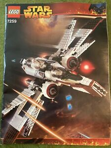 Lego-Star-Clone-Wars-7259-Arc-170-Fighter-NEW-no-box-Helps-with-Jedi-vs-Sith
