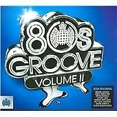 Ministry Of Sound - 80s Groove, Vol. II (3 X CD)