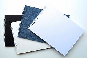 Para-Montaje-de-Scrap-Book-en-Blanco-Libro-De-Visitas-album-de-fotos-A4-20