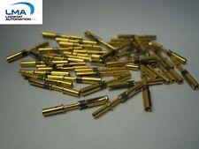 T3P16FC1LX GOLD CRIMP SOCKET ITT CANNON 16AWG,Price For:  10