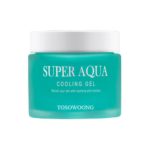 [TOSOWOONG] Super Aqua Cooling Gel - 80g