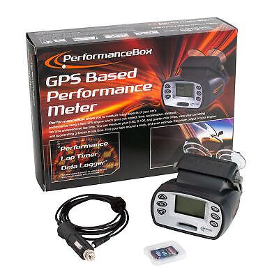 racelogic performancebox gps performance meter kit 1 ebay. Black Bedroom Furniture Sets. Home Design Ideas