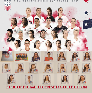 USA-NATIONAL-TEAM-PICK-ANY-FIFA-WOMEN-039-S-WORLD-CUP-FRANCE-2019-PANINI