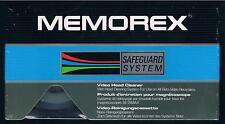 CASSETTA TAPE MEMOREX HEAD CLEANER SEFEGUARD SYSTEM SIGILLATA!!!