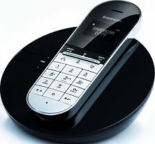 Sagemcom D77T Contemporary Styled Digital Cordless Home Phone