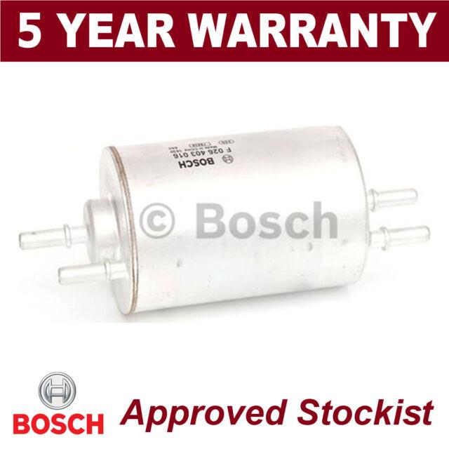 Bosch Filtro de Combustible Gasolina Diesel F3016 F026403016