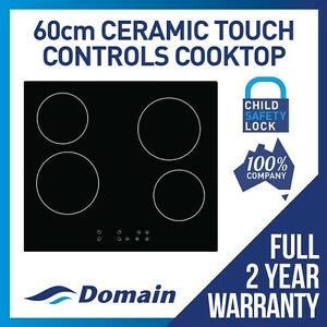 60cm-CERAMIC-GLASS-TOUCH-CONTROL-ELECTRIC-COOKTOP-COOK-TOP-COOKER