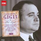 Icon: Beniamino Gigli (CD, Mar-2010, 7 Discs, EMI Classics)