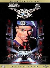 Street Fighter (DVD, 1998, Collector's Edition Widescreen)   BRAND NEW