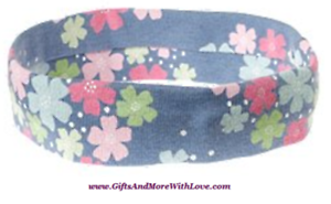 Gymboree NWT Starlight Blue FAIRY WISHES FLORAL DRESS HEADBAND HAIR ACCESSORY OS