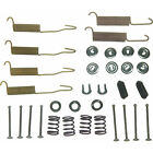 Drum Brake Hardware Kit Rear,Front Wagner H7064