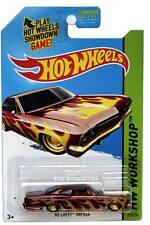 2014 Hot Wheels #218 HW Workshop '65 Chevy Impala Super Treasure Hunt