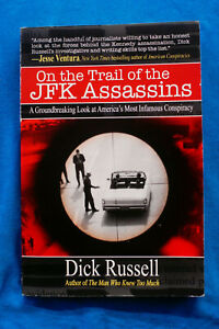 On-the-Trail-of-the-JFK-Assassins-Dick-Russell-Softbound