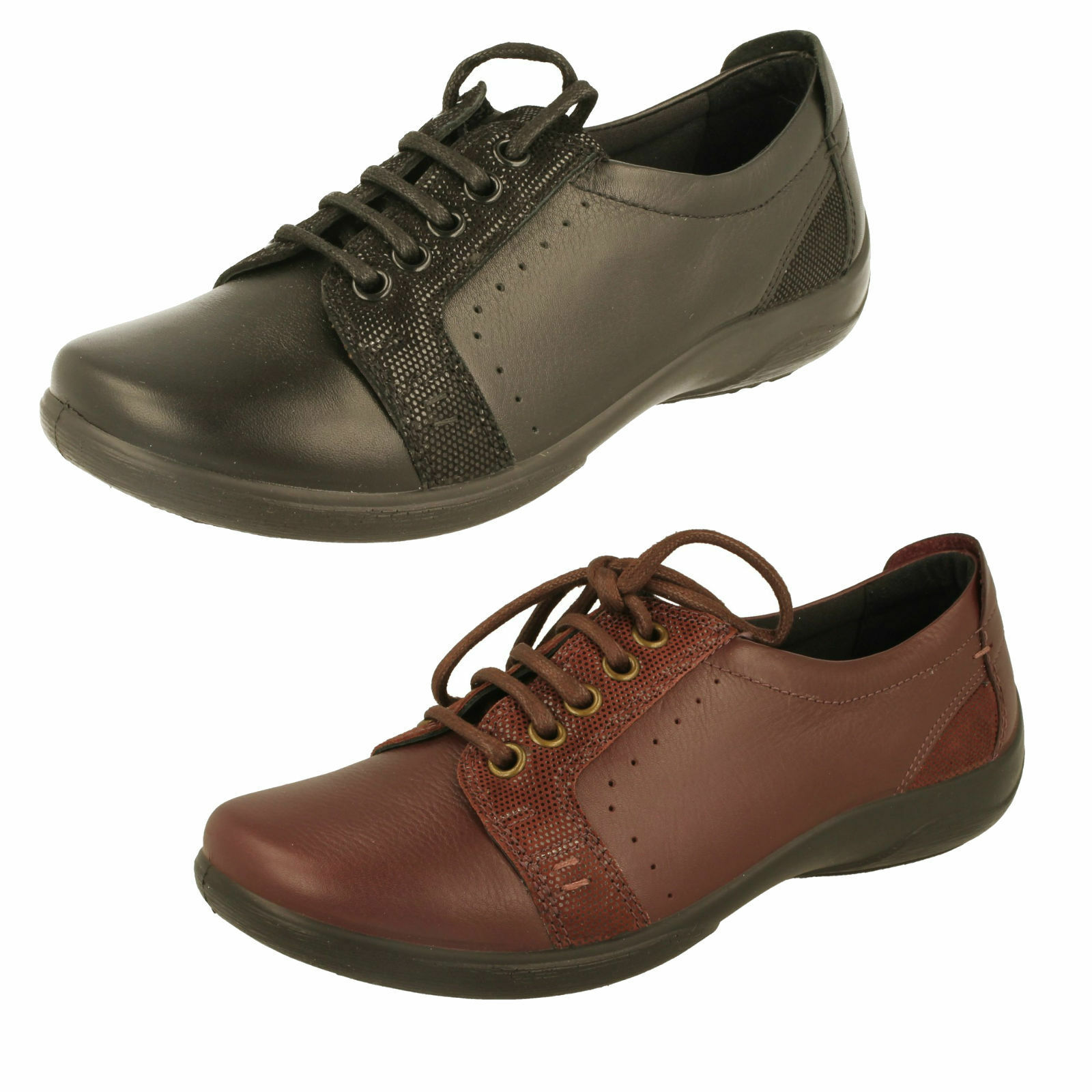 Venta de liquidación de temporada Descuento por tiempo limitado mujer Padders Cordones Muy Ancho Dual Fit Zapatos - SONNET