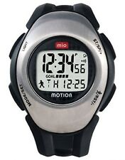 MIO Motion Fit EKG-Accurate Strapless Heart Rate Watch Monitor Pedometer