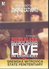 POINT BLANK DVD Live at Sremska Mitrovica Zivot zatvoru Srbija Serbien Best Hit