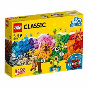 BRAND-NEW-LEGO-CLASSIC-BRICKS-AND-GEARS-10712-SEALED