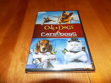 CATS AND DOGS 1 / CATS AND DOGS 2: THE REVENGE OF KITTY GALORE 2 DVD SET