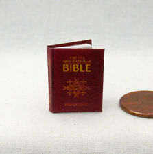 1:12 SCALE MINIATURE BOOK FATHER TUCK'S NURSERY RHYMES PRE 1900 DOLLHOUSE SCALE