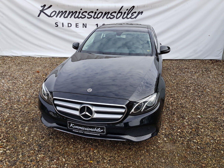 Mercedes E220 d 2,0 aut. 4d - 409.900 kr.