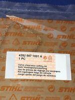 Stihl Br600 Br550 Br500 Valve Clearance Kit 4282 007 1001