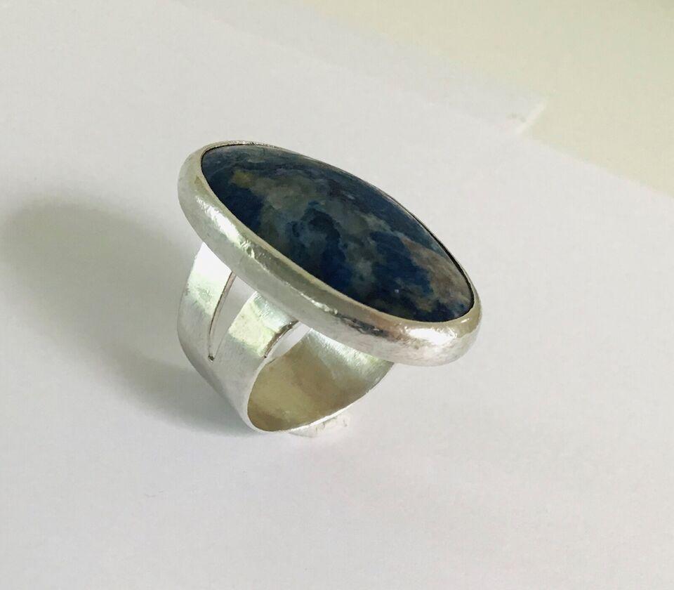 Fingerring, sølv, Vintage